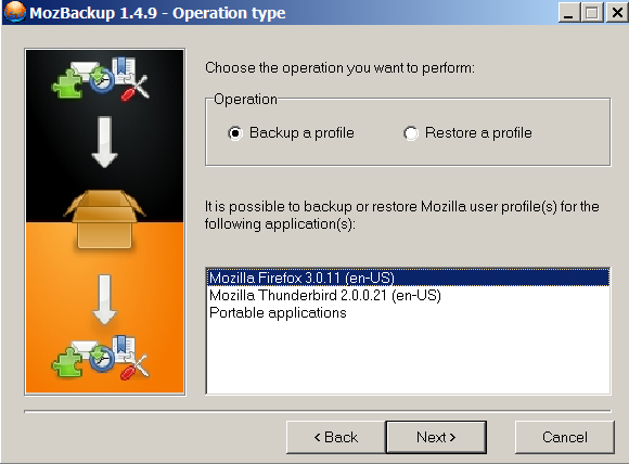 Backup la mail urile din Mozilla Thunderbird