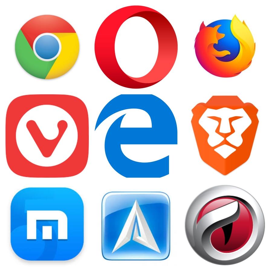 Cele mai bune browsere web